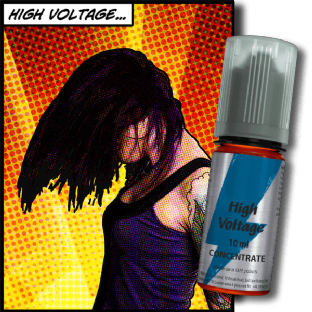 High Voltage Concentrate 30ml